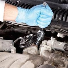 Rough idle? A good dousing with throttle body cleaner may be enough to restore your EGR valve to near-mint condition, transforming a harsh idle into a soothing hum.