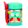 Skip Hop Zoo Insultated Food Jar - Owl Available at Trendy Little Treats.