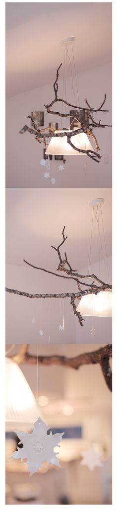 I love this so much. Wish I could do it! Different seasons= different dangly things