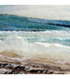 Waves at Strandhill, Sligo, Ireland. Silk Organza Print by Breda McNelis Silk Organza, Waves, Ireland, December, Products, Irish, December Daily, Wave