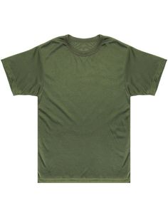 ROTHCO - MILITARY T-SHIRT (OLIVE)