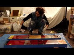 San Francisco artist Silvia Poloto talks about her process and inspiration. Silvia has worked in sculpture, photography and video, in addition to painting. And all of these make their way into her artistic process.