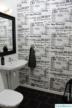 En toalett i kommunikatörsanda! :)