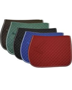 Showman English Saddle Pad - #309850