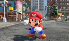 Nintendo nos muestra un Gameplay de Super Mario Odyssey