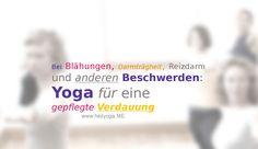 Inhalte★★★ Für Eilige die Video-Zusammenfassung ★★★Eine wirklich gut funktionierende Verdauung spürt man nichtYoga-Programm für einen gepflegten BauchFazitVerdauungskraft und Gesundheit hängen eng zusammen, weshalb man Blähungen, Darmträgheit, Reizdarm nicht auf die leichte Schulter nehmen darf. Yoga kann helfen. Nicht nur im Sinne einer gesunden Ernährung, sondern vor allem in Bezug auf die Entsorgungsaufgaben unserer Verdauung.Blähungen, Darmträgheit, …