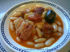 Lamboadas de Samhaim: Fabada asturiana