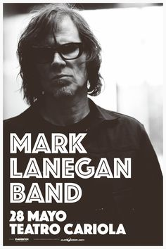 Confirmado Mark Lanegan en Chile