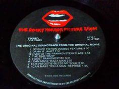 Rocky Horror Picture Show (Original Soundtrack) - The Time Warp (Vinyl, 1975) Happy Halloween!