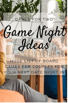 Looking for some couple games you can play with only two players? Need a fun game night you play for your next date night? Here's 100 games for date night! Date Night Games, Couples Game Night, Family Game Night, Date Night In, Fun Group Games, Family Games, Fun Games, Dice Games, Board Games For Two