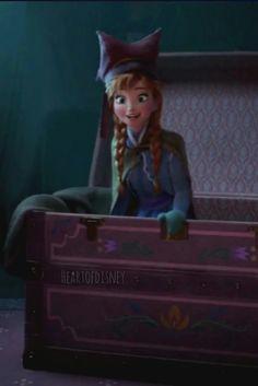 Anna : Oh Elsa!