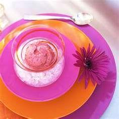 Orange & Pink China~