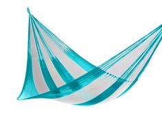 Only available through TOMS, this hammock is 100% hand-woven by artisans in rural Thailand and features a triple weave design engineered to contour to the body. Each double hammock takes 6-7 days to weave using 3+ miles of yarn. This lightweight and easy-to-hang design can be brought along on camping trips, beach days, boating and more. Each hammock arrives packaged in a reusable signature Yellow Leaf Hammock Tote.