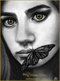 Dark Butterfly by katerina