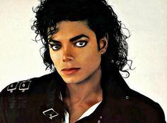 Michael Jackson - Painting 002