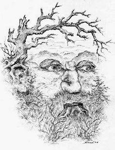 Trova immagine Illusione ottica albero in questa immagine
