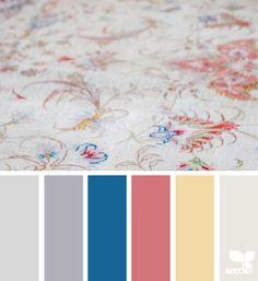 persian palette