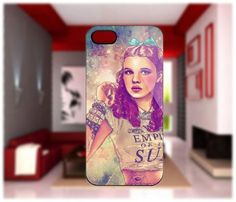 Dorothy Glitter Hipster iPhone cases 4/4S Case iPhone 5 Case Samsung Galaxy S2/S3/S4 Cases Blackberry Z10 Case from GlobalMarket