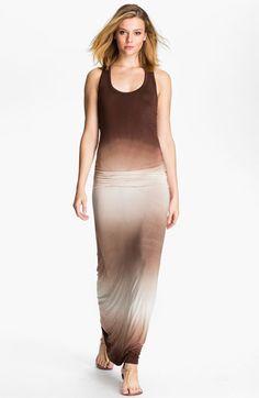 Young, Fabulous & Broke 'Hamptons' Ombré Maxi Dress available at #Nordstrom