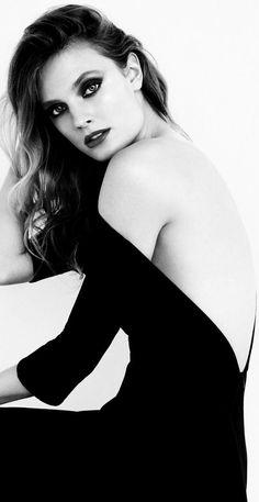 Constance Jablonski by Derek Kettela for Elle Spain, October 2015