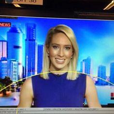 sky news female anchor redhead