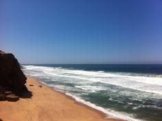 Santa Cruz - Praia Formosa (cheiro indescritível)