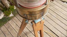 lampade_moderne_lampadari_moderni_Upcycling_riciclo creativo_ecodesign_vintage_treppiedi_balon lamps_torino_italy