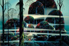 "Eyvind Earle ""Beyond Paradise"""