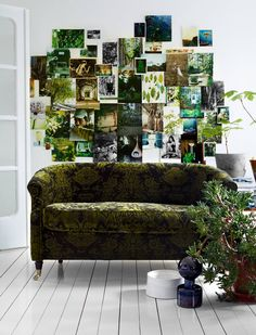 Landscape Focused - Green inspiration | ELLE Decoration NL