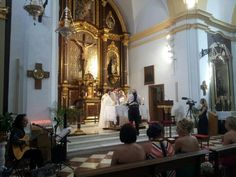 Church music Nerja