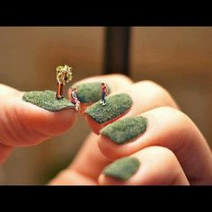 Nail design - Velvet Manicure