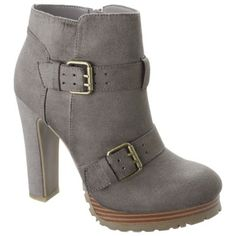 Taupe booties from Target! $34.99
