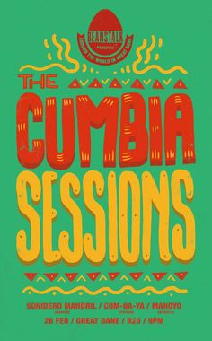 The Cumbia Sessions – Johanessburgo, Sudáfrica 28/02/2013