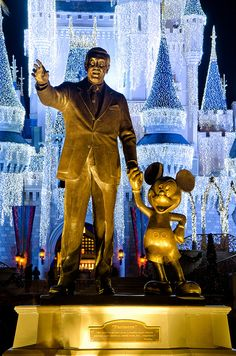 Silver and Gold #Disney