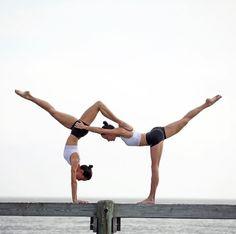~ Living a Beautiful Life ~ Le yoga en pleine nature des soeurs Kimberly et Cristen
