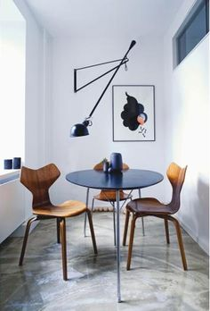 42 Square Meters of Scandinavian Coolness.