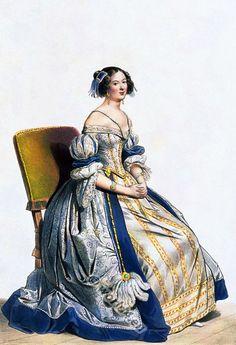 1630 french women fashion - Google Search