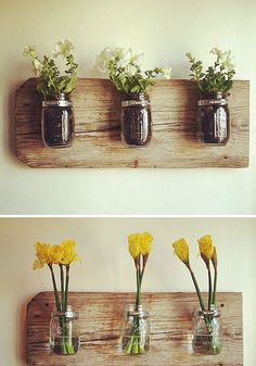 Simple ideas to brighten the day. Arts & Crafts DIY blog