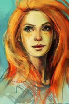 Ginny by alicexz.deviantart.com on @deviantART