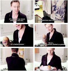 Why I love Tom.