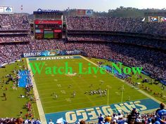 Qualcomm Stadium San Diego, CA- A lot left to be desired at this dump Football Is Life, College Football, Chargers Game, Game Live Stream, New Helmet, Last Game, San Diego Chargers, Football Stadiums