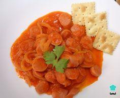 Aprende a preparar salchichas enchipotladas para niños con esta rica y fácil receta. Hoy los protagonistas son las salchichas y el chile chipotle, un par de...
