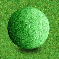 Tide detergent helps lawns thrive.