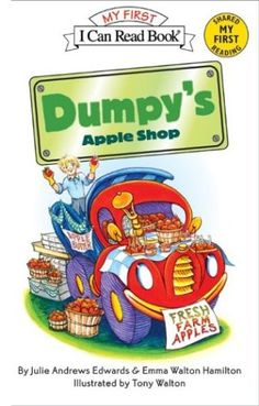 Dumpy's Apple Shop (My First I Can Read) by Julie Andrews Edwards,http://www.amazon.com/dp/0060526947/ref=cm_sw_r_pi_dp_yeXFsb1NVY8PCXCG