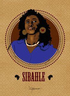 Artist Ruramai Rudo Musekiwa Celebrates Powerful Women for South African Women's Day