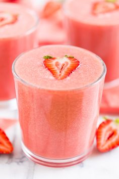 Strawberry Watermelon Smoothie | Get Inspired Everyday!