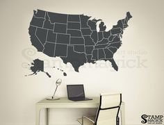 Us Map Wall Art contiguous usa map wall art wooden state art united states map