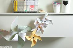 Come Make Pinwheels with Me!