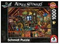 Schmidt: Aimee Stewart - Treasures in the Attic (1000)