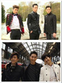 2PM Wooyoung Chansung Junho